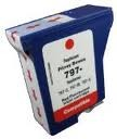 A1109QC - Compatible PB 797-M / 797-Q Red Ink Cartridge